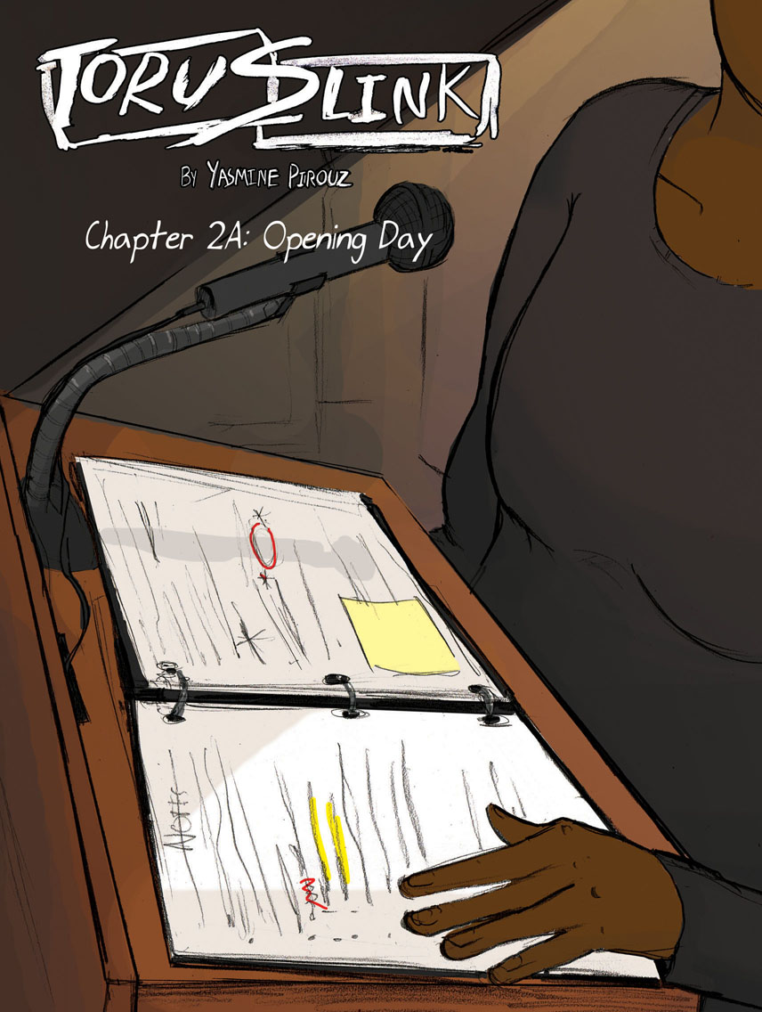 Chapter 2A: Opening Day