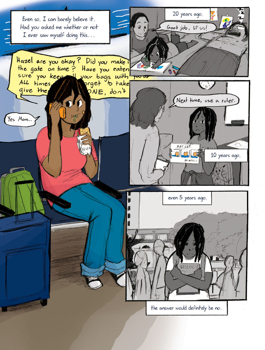 Chapter 1A: Page 3